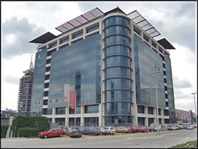 Sava Business Center View1